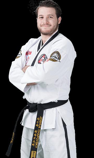 Joshua Chapovsky Karate Atlanta